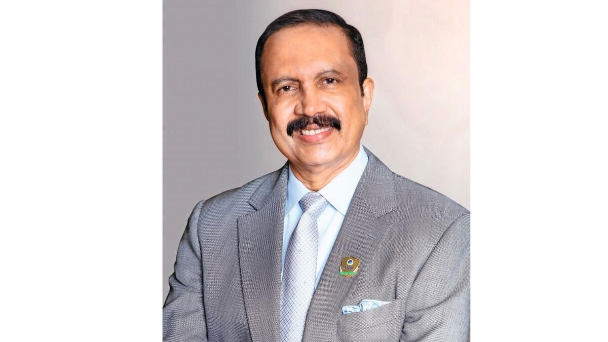 Dr Azad Moopen, Founder Chairman and Managing Director, Aster DM Healthcare