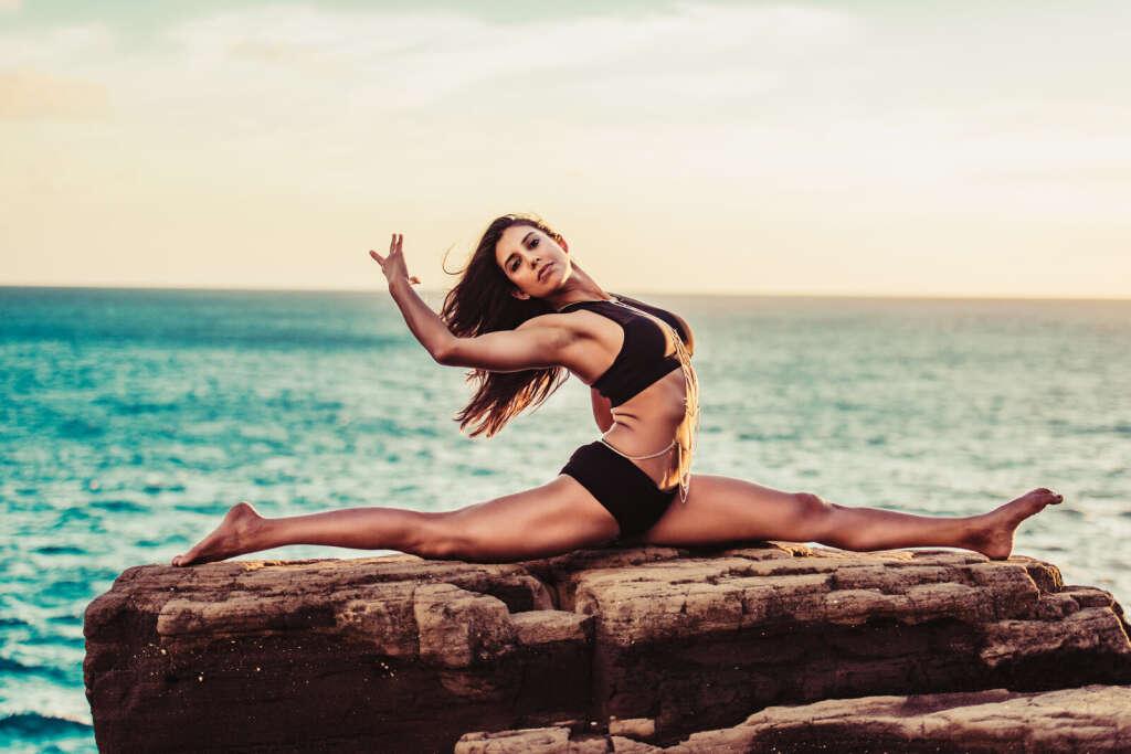 Deepika Mehta in an expert pose