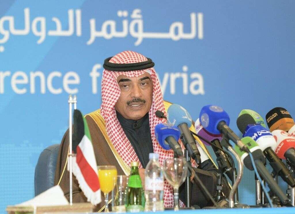 Kuwait minister makes surprise visit to Iran