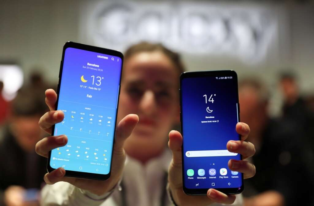 Buy Samsung Galaxy S9, S9+ for as low as Dh128 in UAE - News