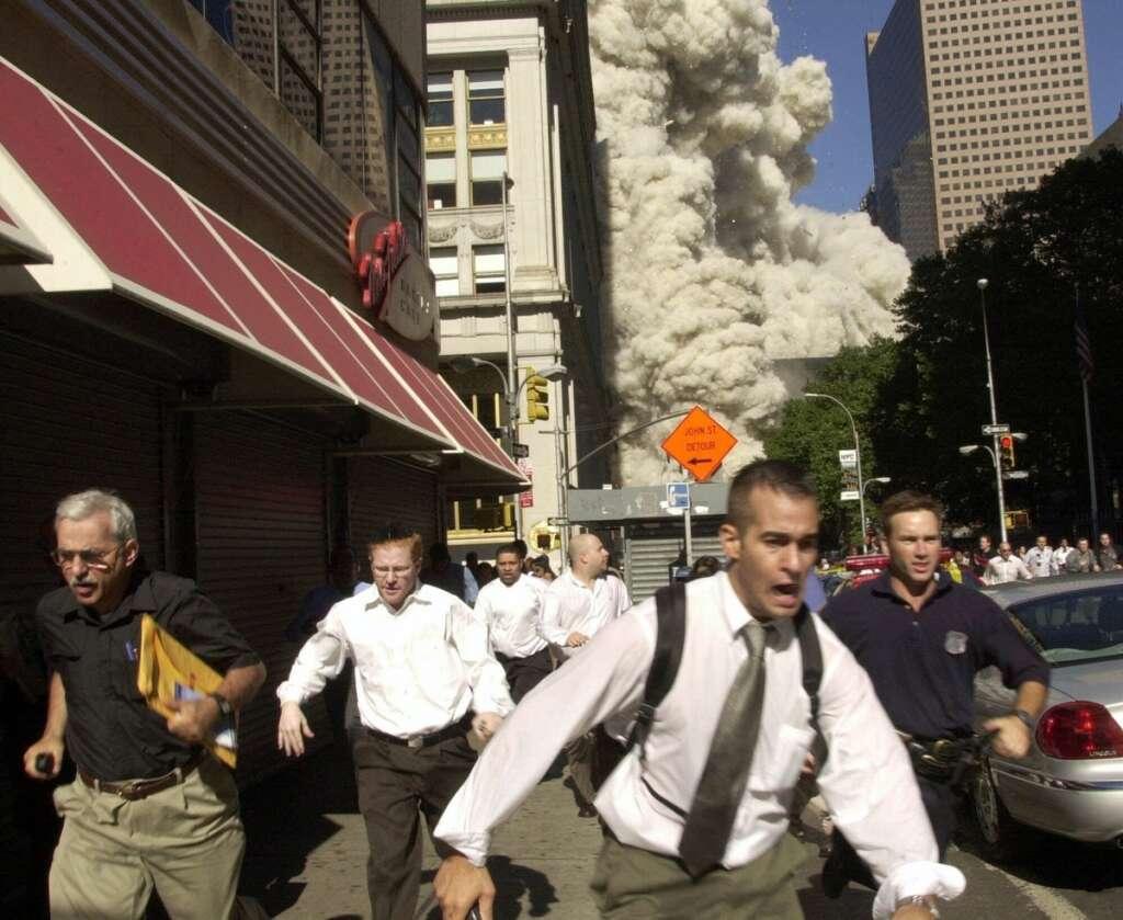 World Trade Center, Covid, Cooper