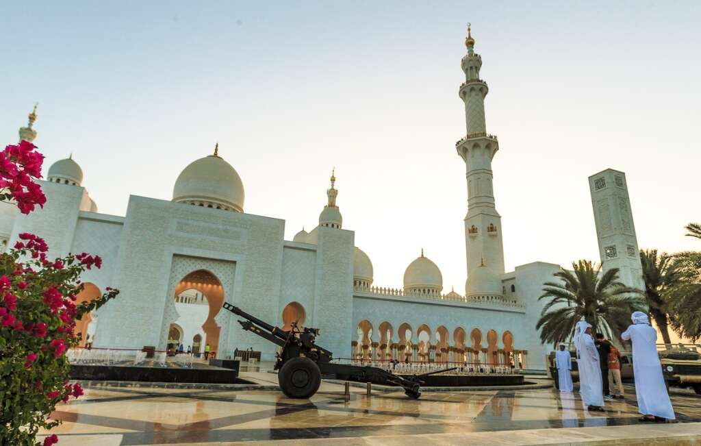 Abu Dhabi all set for the grand party to mark Eid Al Fitr