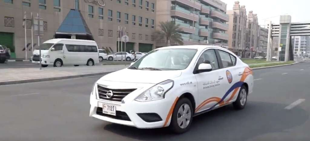 Video: New UAE driving licence system tested on Dubai roads