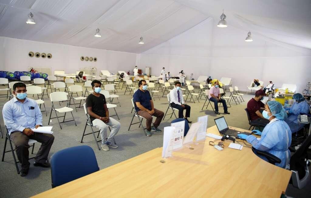 dubai, blood donation, uae, dubai blood donation center, covid-19, coronavirus