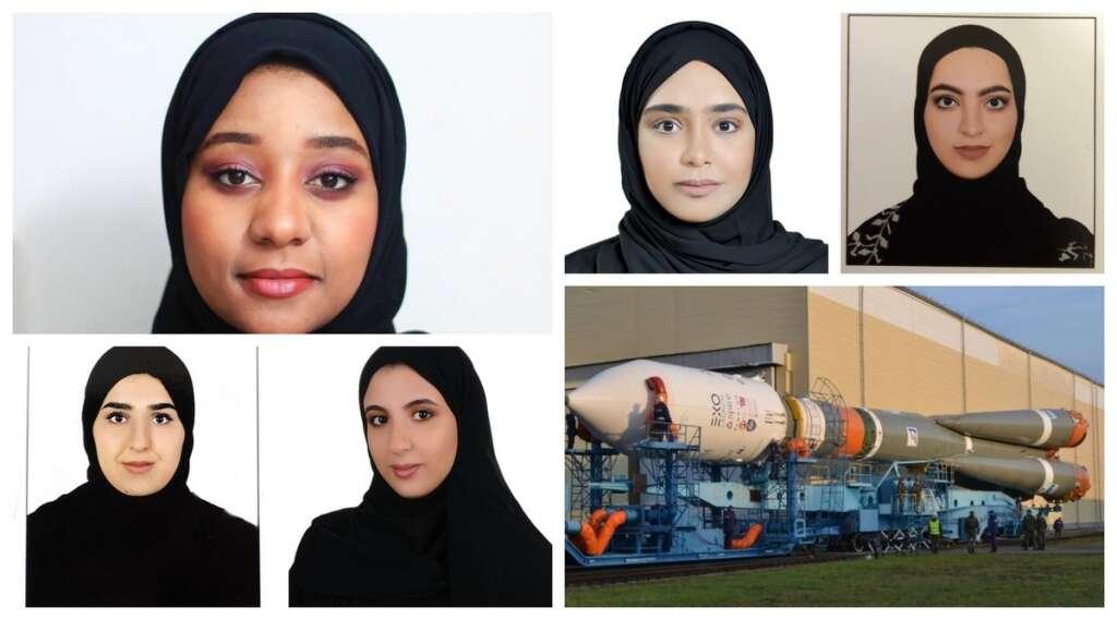 MeznSat, Meet, Emirati student engineers, behind, UAE, first, environmental satellite,