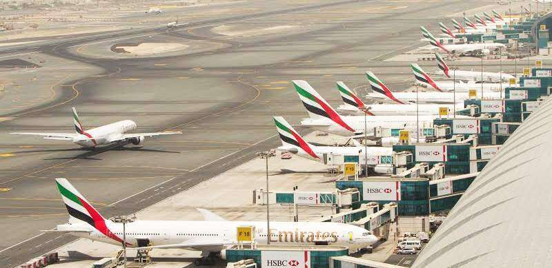 Dubai airport records highest monthly traffic in 55 years