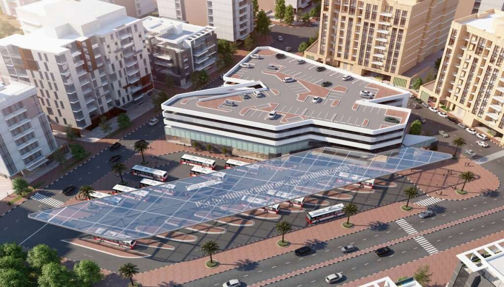 RTA, parking spaces, Satwa Bus Station, Oud Metha Metro Station, Dubai Metro, parking in Dubai