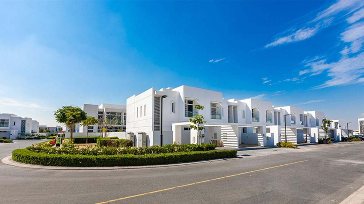 The demand for villas is expected to surge in the areas closer to the six-month long exhibition site. — Supplied photo