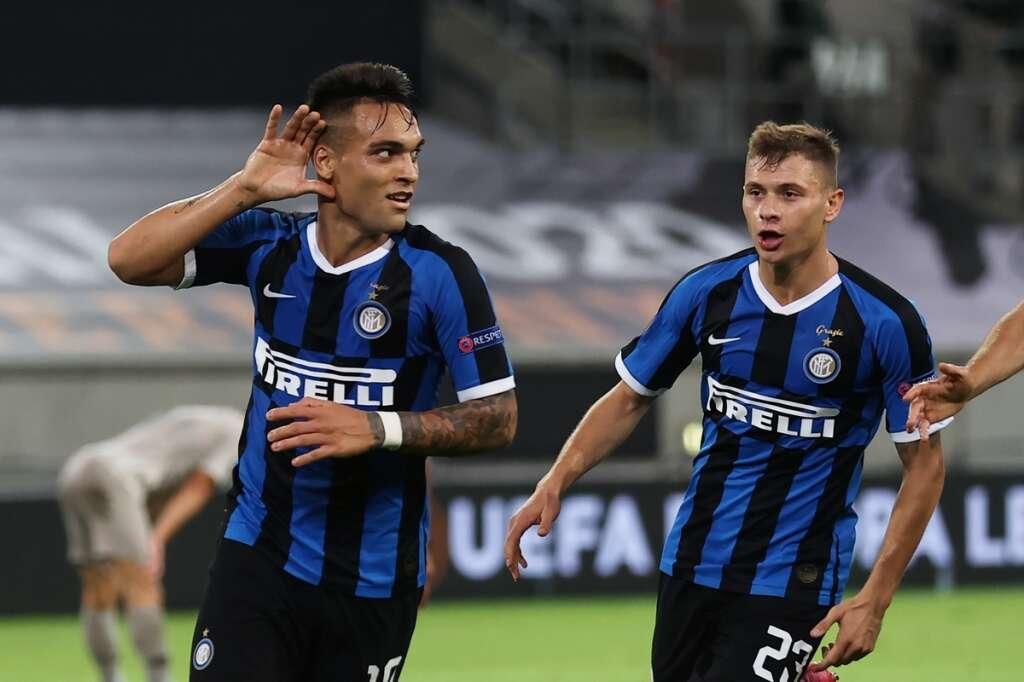 inter milan, striker, lautaro Martinez, great, things, Europa league, semi-final, shakhtar donetsk