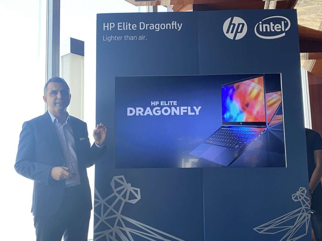 HP takes aim at millennials with lightest business laptop