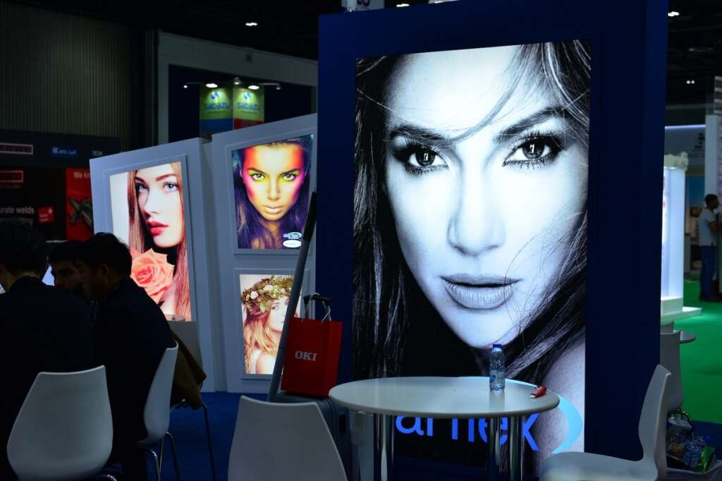 LED to lead digital signage industry