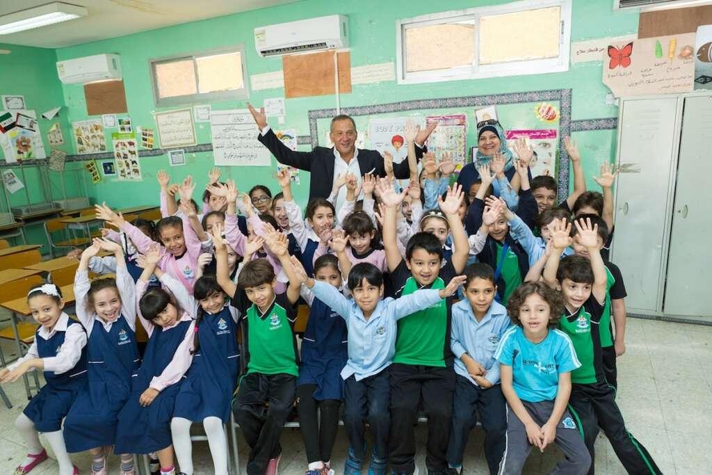 Sharjah charity schools get 231 free ACs