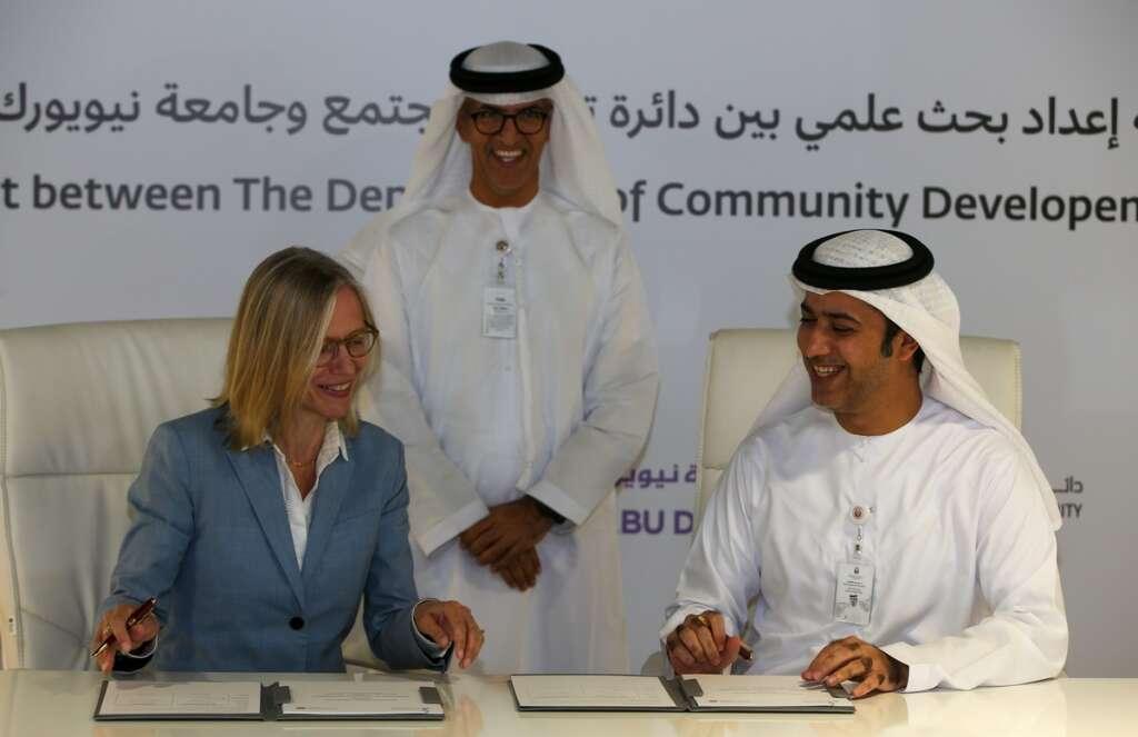 Abu Dhabi, plans, innovative ways, nudge, social issues,