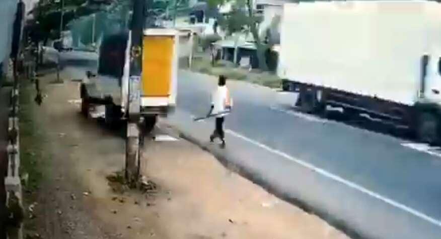 accident, kerala, india, road