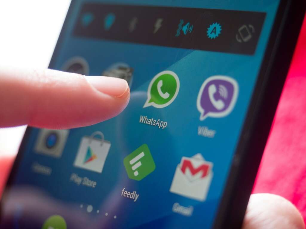 Now you can do banking through WhatsApp in UAE