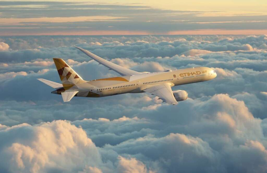 Etihad Airways, Abu Dhabi, UAE, airport, airline, aviation