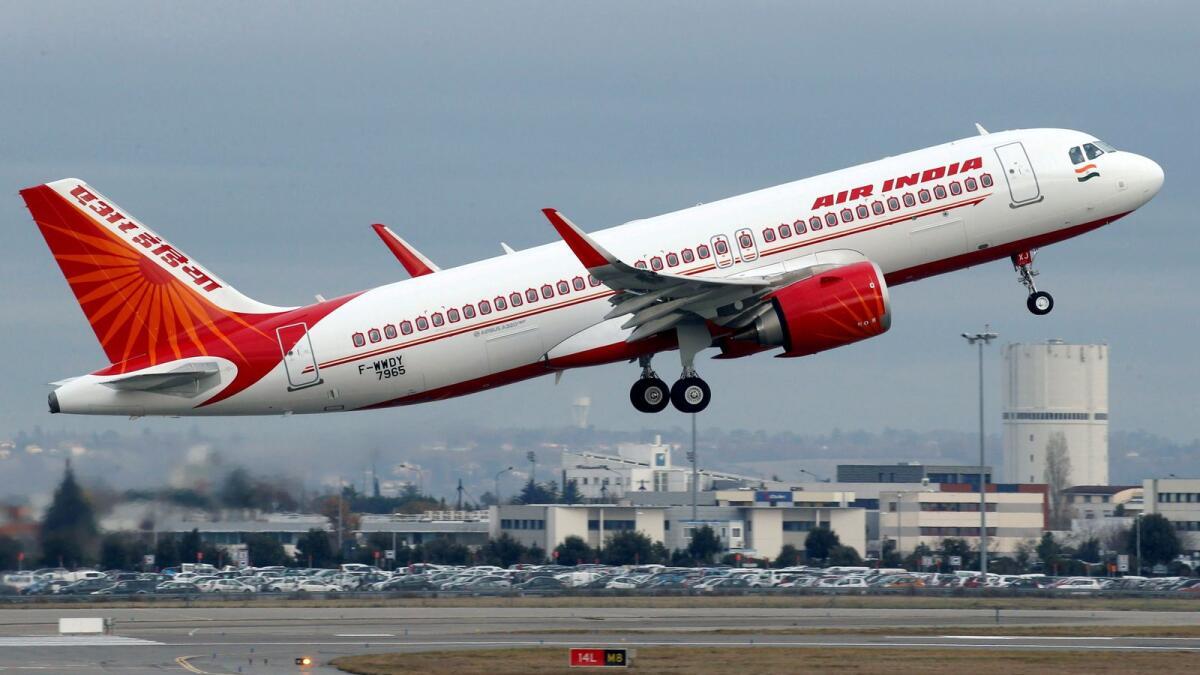 Tata wins bid to take over state-run Air India