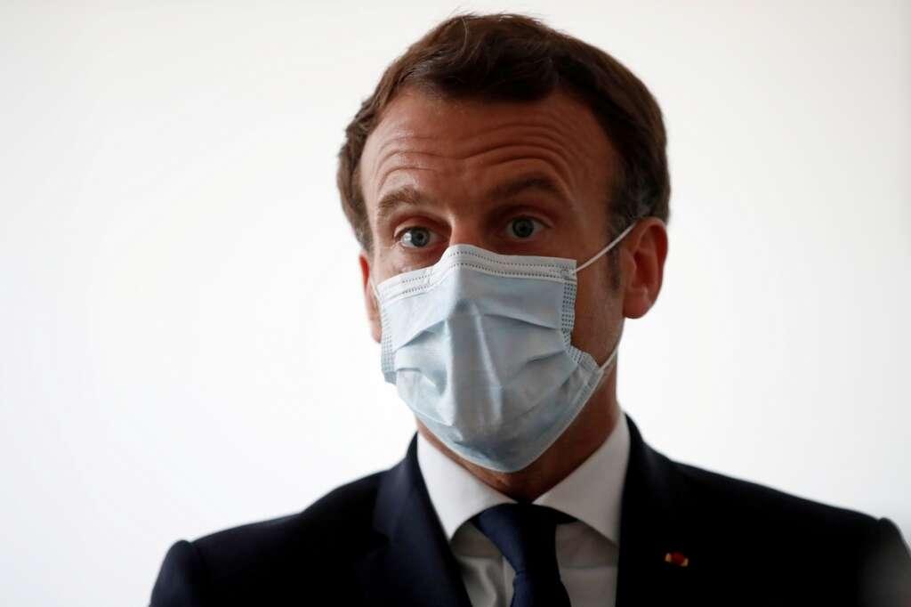 Emmanuel Macron, France, Didier Raoult, hydroxychloroquine, coronavirus, Covid-19