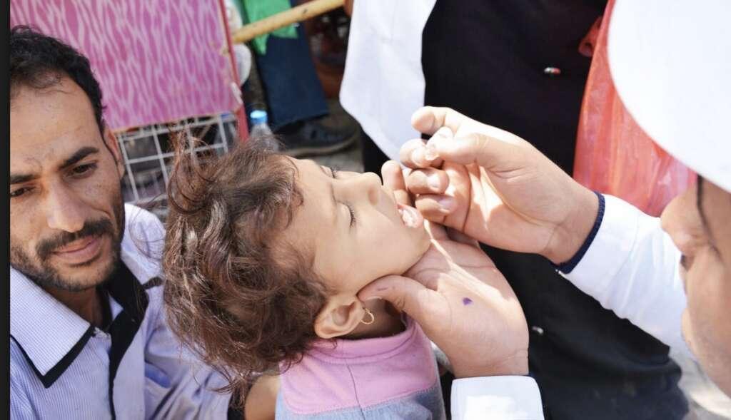WHO polio vaccination drive to cover 5m Yemeni children
