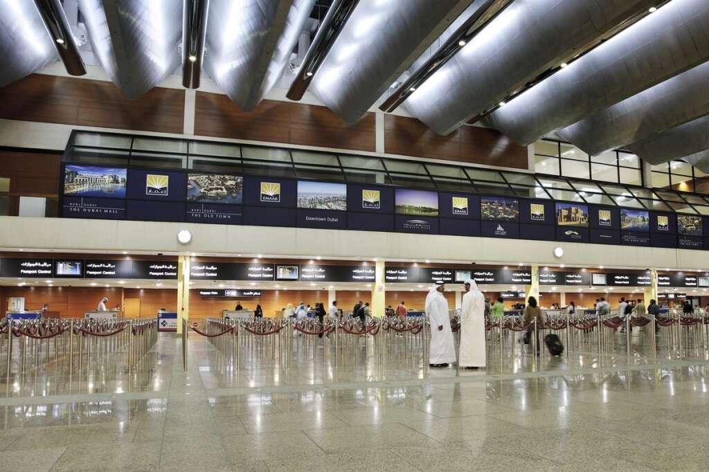 dubai airport, covid-19, coronavirus, visit visa