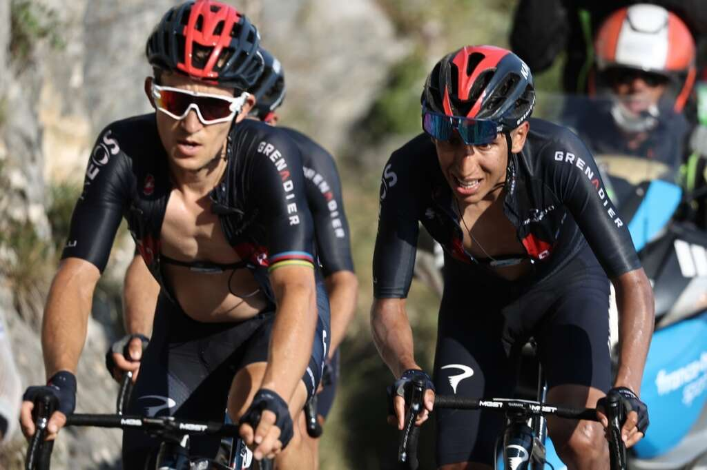 Defending champion Bernal withdraws from Tour de France