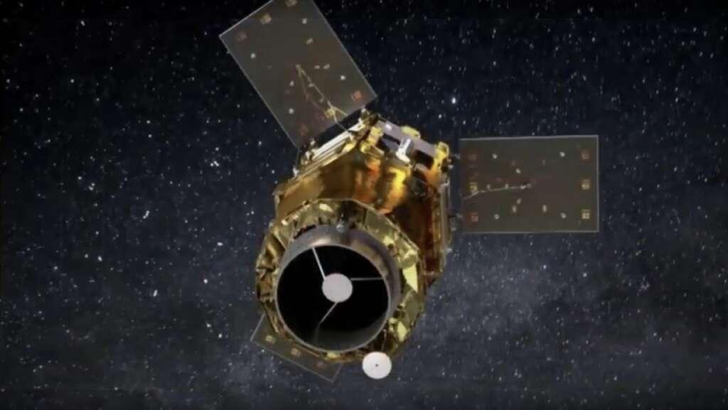 March, lift-off, UAE, Falcon Eye 2, satellite, European rocket, UAE Falcon Eye