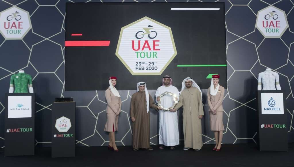 UAE Tour gets into top gear