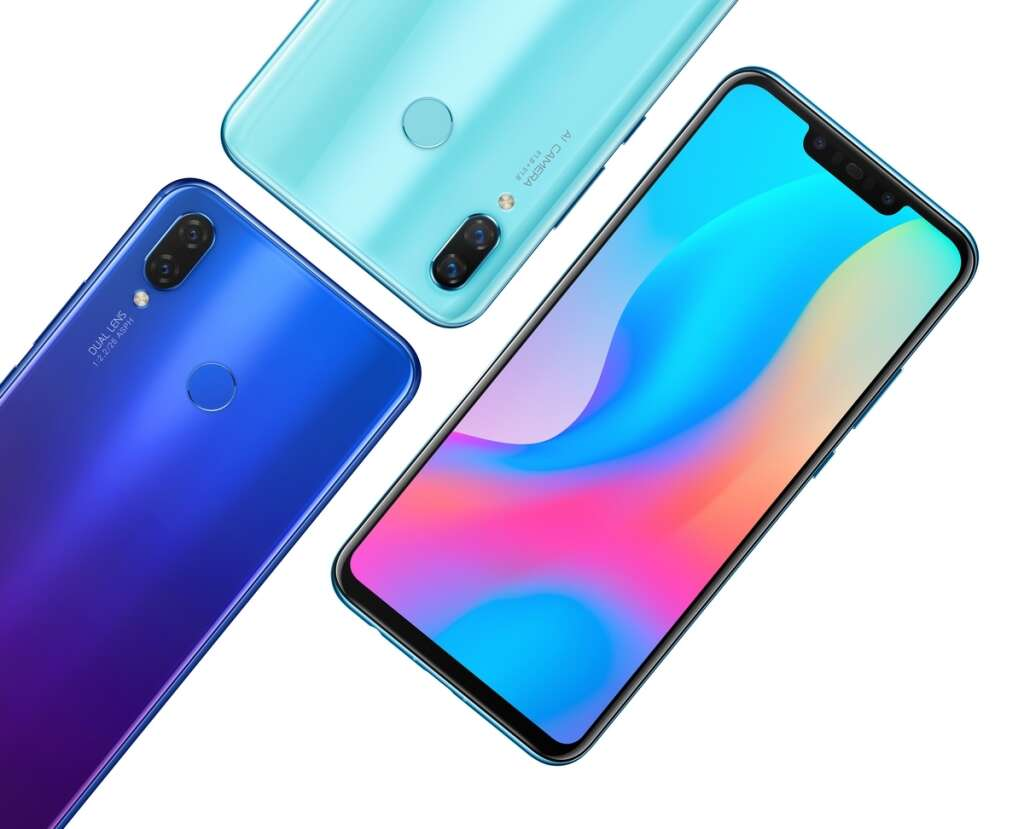 Huawei's new range of artificial intelligent smartphones set