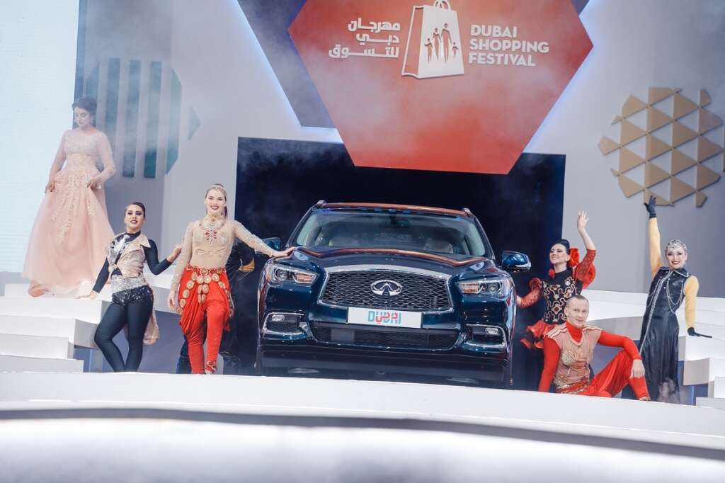Expats win car, cash, gold on first day of Dubai Shopping Festival