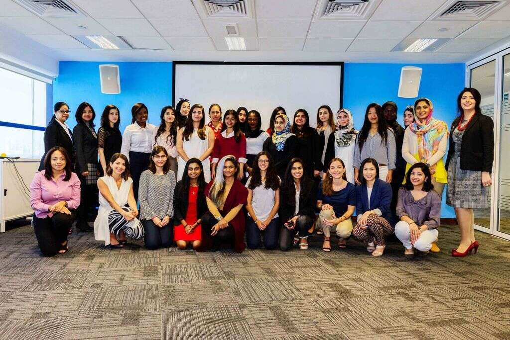 25 students inspired at women empowerment session