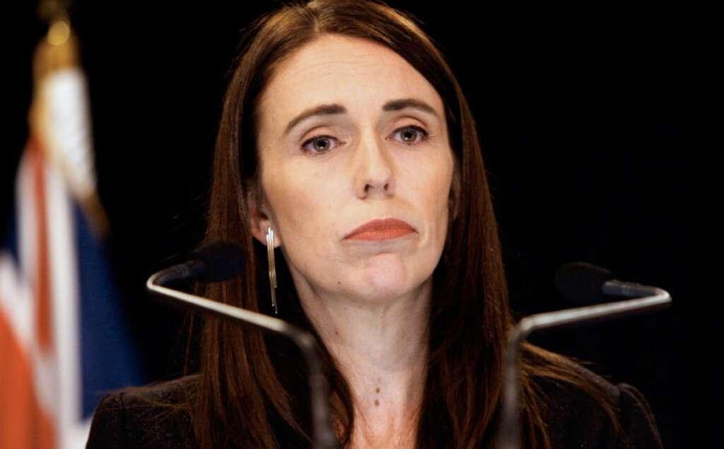 New Zealand PM Ardern, Jacinda Ardern