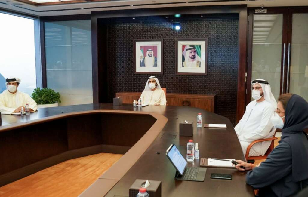 Culture, innovation, among, UAE priorities,  Sheikh Mohammed