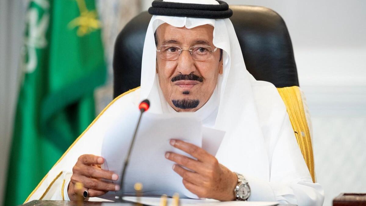 UN: Saudi Arabia supports efforts to prevent nuclear Iran, says King Salman