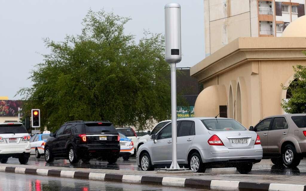 RAK roads to have more radars and cameras