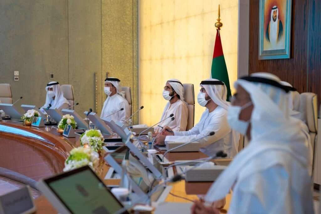 UAE, no1, 121 indicators, coronavirus, pandemic year, Sheikh Mohammed