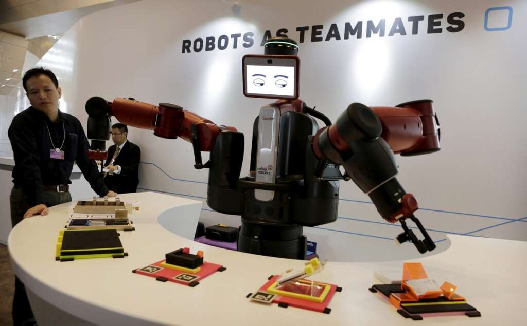 May AI boss you? More UAE employees comfortable working with robots