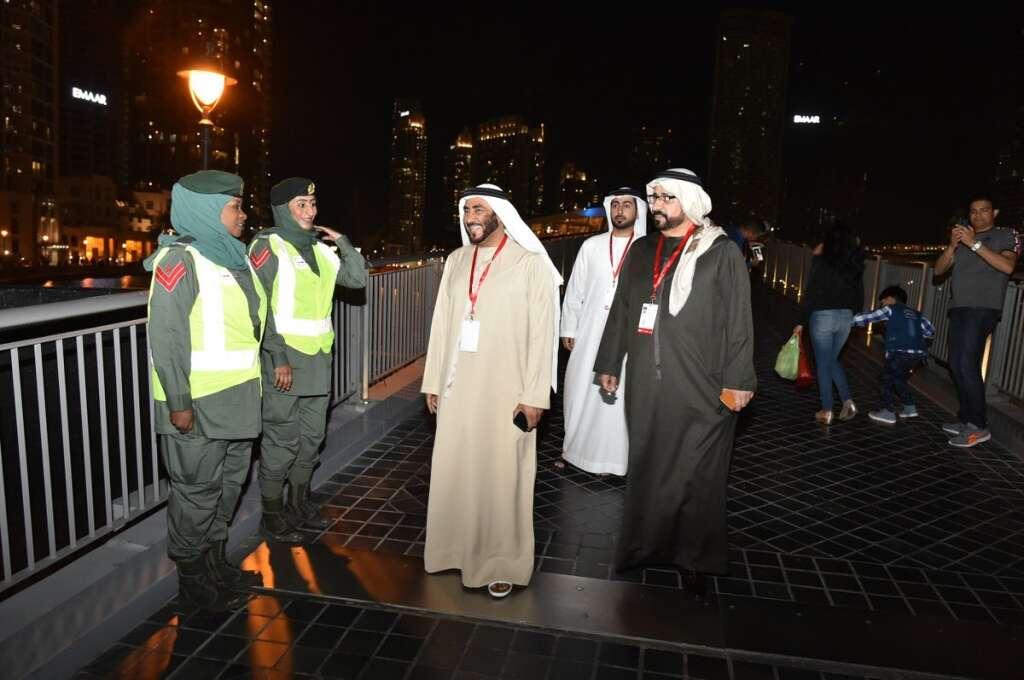 Accident-free Dubai new year celebrations despite million revellers