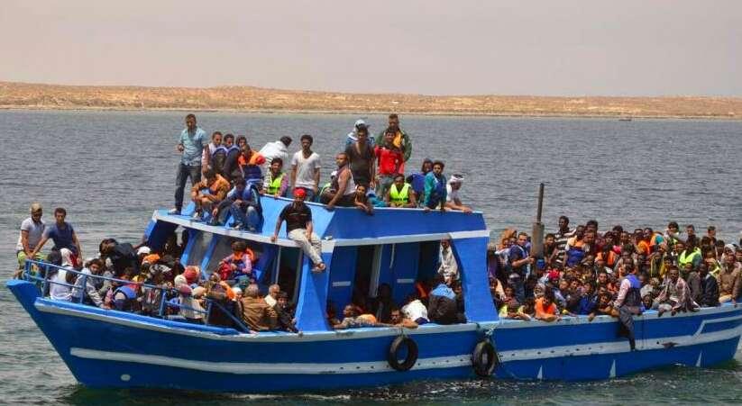 tunisia, migrant crisis, boat collapse