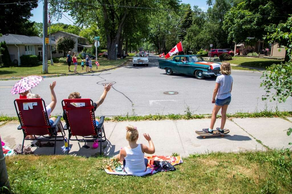 Canada Day, birthday, celebrations, online, show, coronavirus, Covid-19
