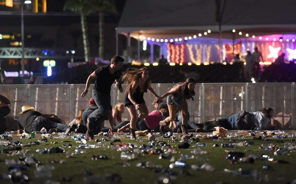 Deadliest US shooting: 59 dead, 200 injured in Las Vegas