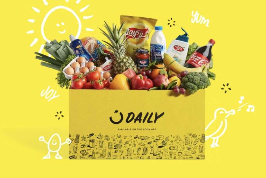 Noon,  fresh grocery, food essentials, Covid, coronavirus