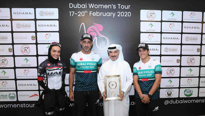 Top stars to compete in Dubai Womens Cycle Tour