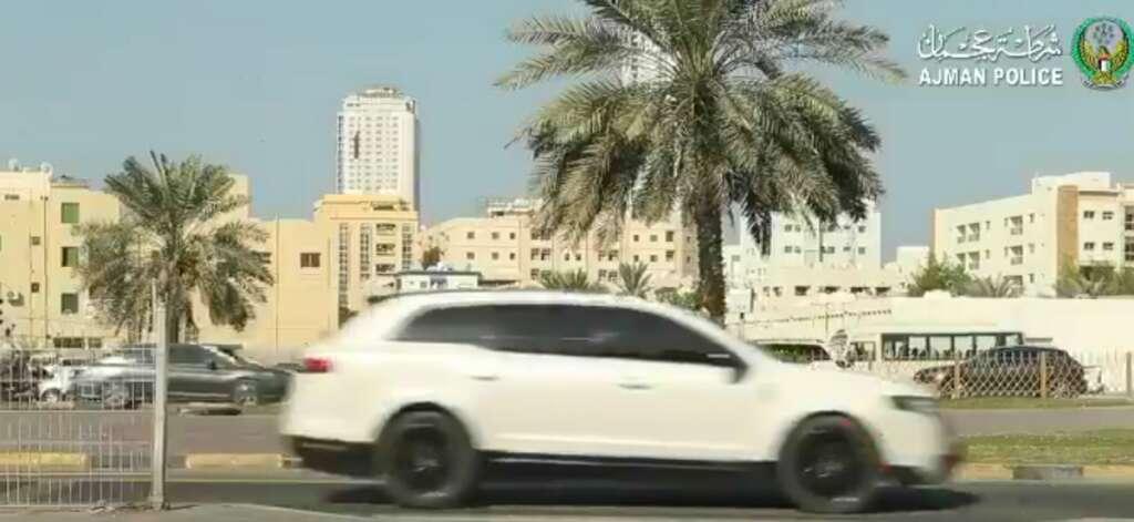 traffic fine, black points, UAE fine, UAE traffic fine