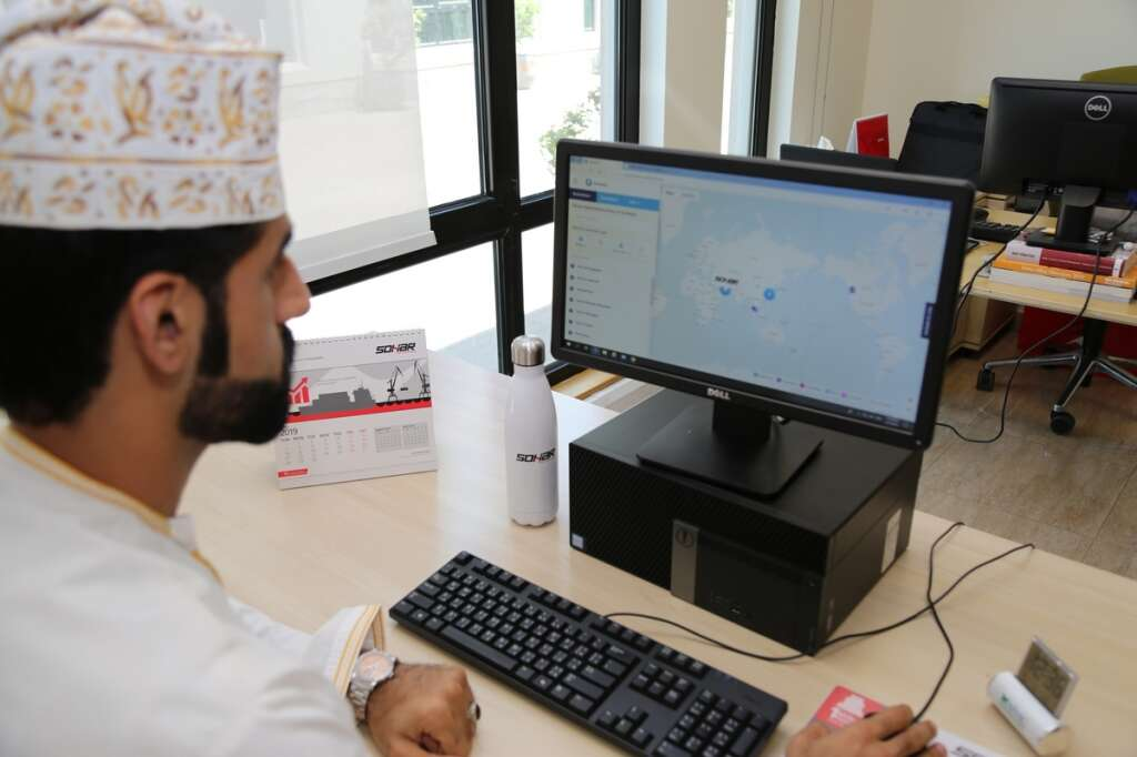Region's first: Sohar Port and Freezone launches Sohar Navigate
