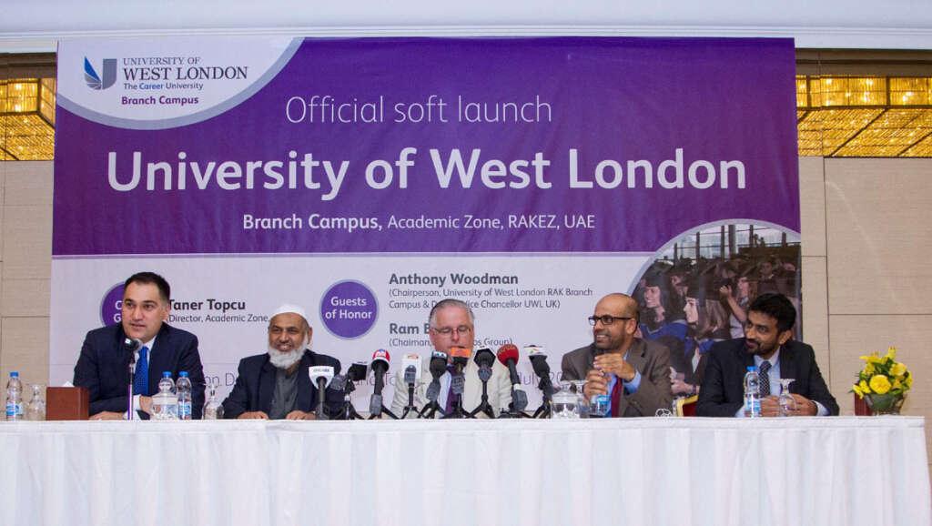 University Of West London Launches Campus In Rak News Khaleej Times