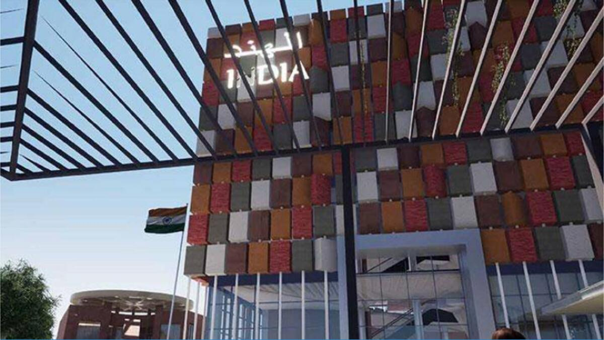 Expo 2020 Dubai: India pavilion displays machine that makes water from air