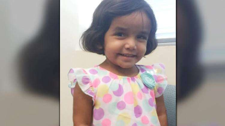 Mother denies involvement in death of 3-year-old Indian girl