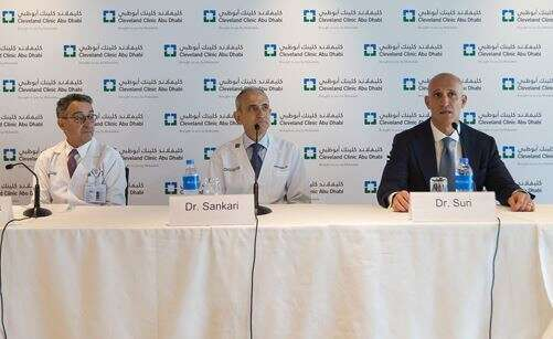 Top surgeons reveal UAEs historical organ transplant cases