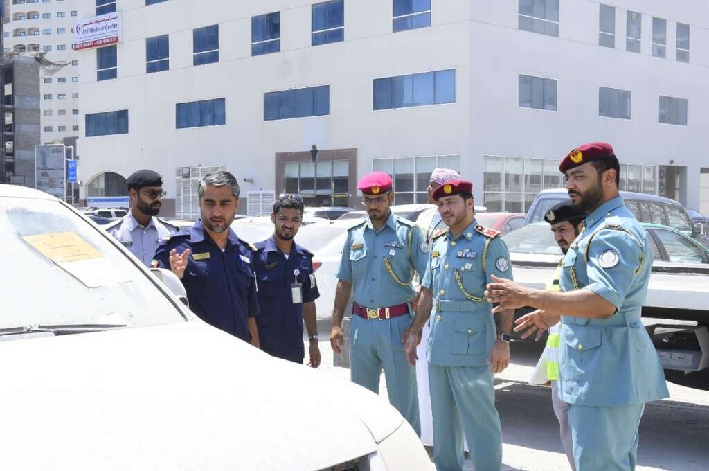 6,620, abandoned, vehicles, seized, Sharjah, 9 months, warnings, Sharjah Municipality