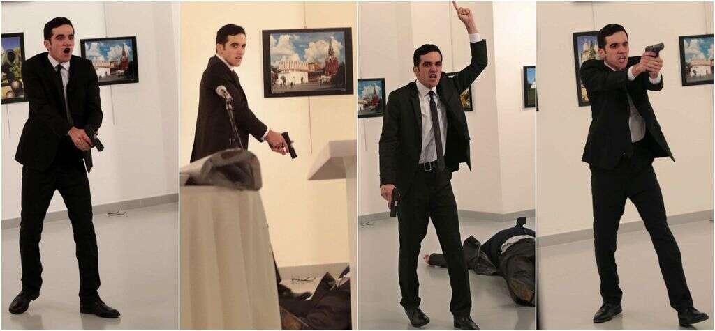 UAE condemns Russian ambassadors assassination in Turkey
